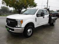 2017 Ford F-350 Super Duty 4x4 Lariat 4dr Crew Cab 179 in. WB DRW Chassis