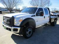 2015 Ford F-550 Super Duty 4X4 4dr Crew Cab 176.2-200.2 in. WB