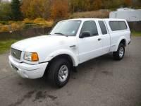2002 Ford Ranger 4dr SuperCab XLT 4WD SB