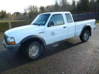 2000 Ford Ranger 2dr XLT 4WD Extended Cab SB