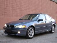 2003 BMW 3 Series AWD 330xi 4dr Sedan