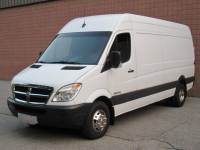 2008 Dodge Sprinter Cargo 3500 3dr 170 in. WB High Roof DRW Extended Cargo Van