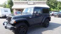 2016 Jeep Wrangler 4x4 Willys Wheeler 2dr SUV