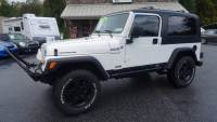 2006 Jeep Wrangler Unlimited 2dr SUV 4WD
