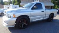 2005 Dodge Ram Pickup 1500 SRT-10 2dr Regular Cab Rwd SB