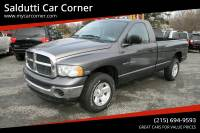 2003 Dodge Ram Pickup 1500 2dr Regular Cab SLT 4WD LB