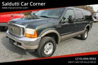 2000 Ford Excursion 4dr Limited 4WD SUV