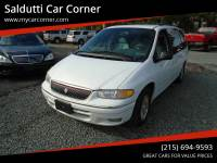 1996 Chrysler Town and Country 4dr LXi Extended Mini-Van