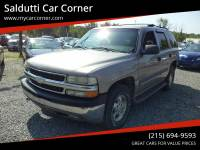 2003 Chevrolet Tahoe 4dr 4WD SUV