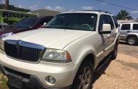 2004 Lincoln Aviator AWD Ultimate 4dr SUV