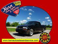 2002 Chevrolet S-10 3dr Extended Cab LS 2WD SB