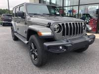 2020 Jeep Wrangler Unlimited UNLIMITED SAHARA ALTITUDE 4X4