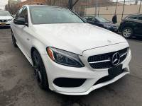 2017 Mercedes-Benz C-Class AWD AMG C 43 4MATIC 4dr Sedan