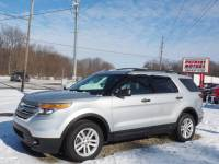 2015 Ford Explorer AWD 4dr SUV