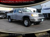 2001 Toyota Tundra 4dr Access Cab Limited V8 2WD SB