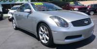 2004 Infiniti G35 RWD 2dr Coupe