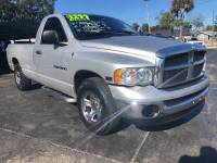 2003 Dodge Ram Pickup 1500 2dr Regular Cab SLT Rwd LB