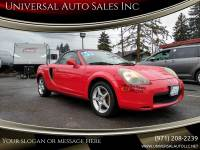 2000 Toyota MR2 Spyder 2dr Convertible