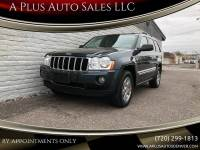 2007 Jeep Grand Cherokee 4x4 Limited 4dr SUV
