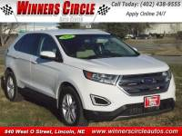 2016 Ford Edge SEL 4dr Crossover