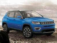 2019 Jeep Compass 4X4 High Altitude 4dr SUV