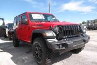2020 Jeep Wrangler Unlimited 4x4 Willys 4dr SUV