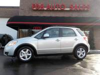 2007 Suzuki SX4 Crossover AWD 4dr Crossover 4A w/Rally Package