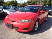 2008 Mazda MAZDA6 i Sport Value Edition 4dr Sedan (2.3L I4 5A)