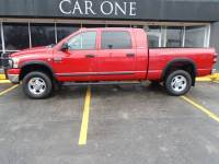 2007 Dodge Ram Pickup 2500 4x4 SLT 4dr Mega Cab 6.3 ft. SB Pickup