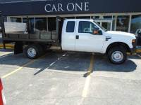 2010 Ford F-350 Super Duty 4x4 XL 4dr SuperCab 186 in. WB DRW Chassis