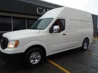 2014 Nissan NV Cargo 4x2 2500 HD S 3dr Cargo Van w/High Roof (V8)