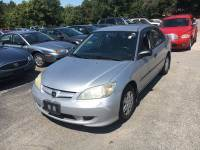 2004 Honda Civic DX 4dr Sedan