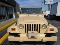 2001 Jeep Wrangler SE 4WD 2dr SUV