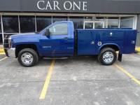 2015 Chevrolet Silverado 2500HD 4x4 Work Truck 2dr Regular Cab LB
