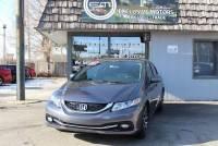 2014 Honda Civic EX-L 4dr Sedan w/Navi