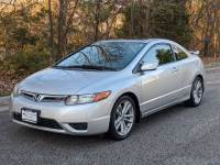 2007 Honda Civic Si 2dr Coupe