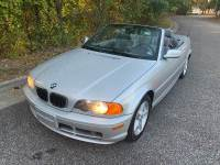 2003 BMW 3 Series 325Ci 2dr Convertible
