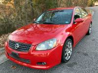 2005 Nissan Altima 3.5 SE-R 4dr Sedan