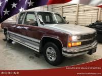 1989 Chevrolet C/K 3500 Series 2dr C3500 Silverado Extended Cab LB