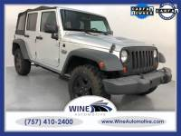 2012 Jeep Wrangler Unlimited Unlimited Rubicon
