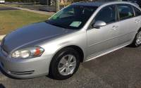 2013 Chevrolet Impala LS Fleet 4dr Sedan