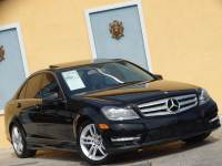 2012 Mercedes-Benz C-Class C 250 Sport 4dr Sedan