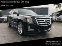 2015 Cadillac Escalade ESV 4x4 Premium 4dr SUV