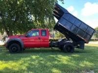 2011 Ford F-450 Dump Truck EXT CAB DUMP TRUCK DIESEL 6.7L POWERSTROKE