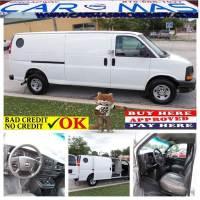2008 Chevrolet Express Cargo 2500 3dr Extended Cargo Van