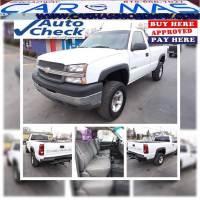 2004 Chevrolet Silverado 2500HD 2dr Standard Cab Rwd LB