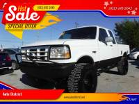 1995 Ford F-150 2dr XLT 4WD Extended Cab LB