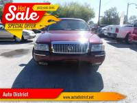 2009 Mercury Grand Marquis LS Sedan Luxury 4dr