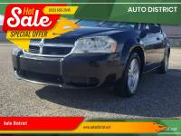 2008 Dodge Avenger SXT 4dr Sedan