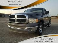 2002 Dodge Ram Pickup 1500 2dr Regular Cab ST 2WD SB